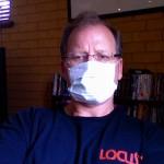Jonathan Strahan mask
