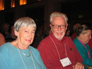 Ursula K. LeGuin and Karl Kroeber