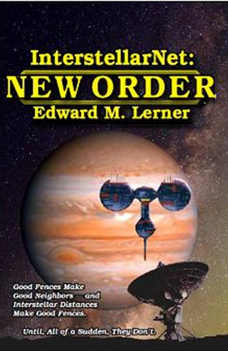InterstellarNet New Order -- cover