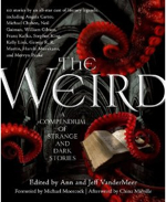 The Weird Cover