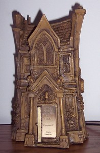 Stoker Award from HWA