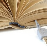 Book with USB - istock