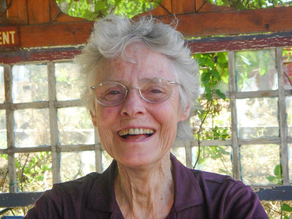 Photo of Carol Emshwiller by: Susan Emshwiller